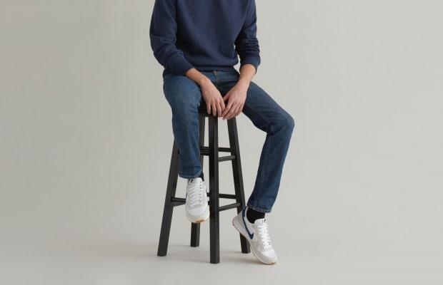 Everlane Adds $68 Dark Wash Jeans to Their Japanese Denim Collection