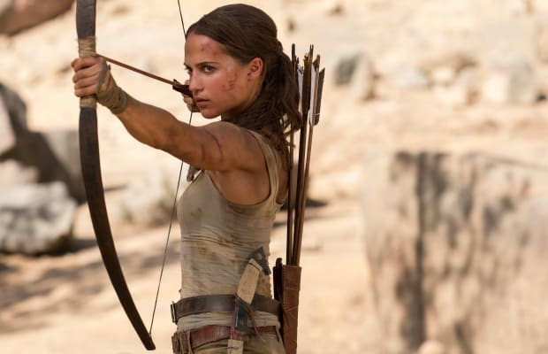 This 'Tomb Raider' Trailer Is Twice as Good as the First