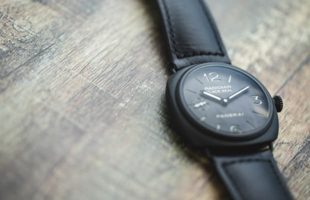 Stealth Mode: 10 of the Coolest All-Black Watches Money Can Buy