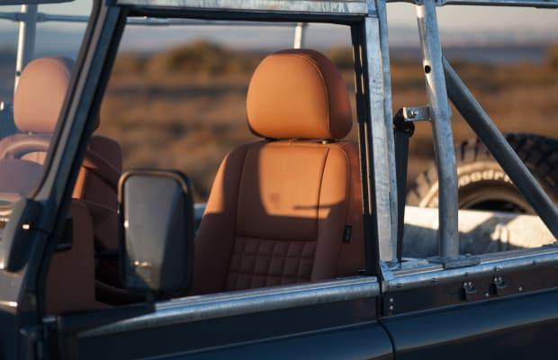 This Custom Land Rover Defender Is the Adventuremobile Dream