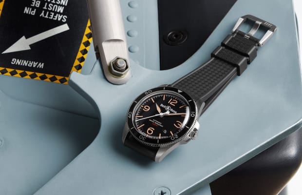 Bell & Ross Flies High With New Watches Inspired by 1960s Aircraft Gauges