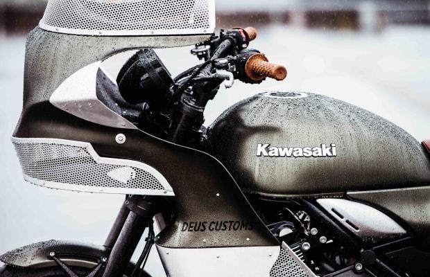 Deus Ex Machina Unveils 'The Goose' Custom Motorcycle