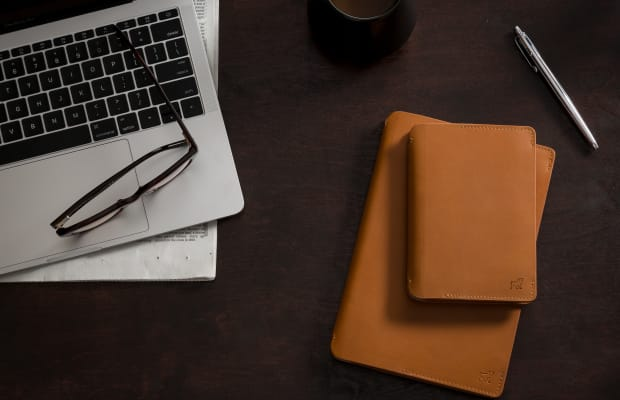 These Refillable Leather Notebooks are the Stylish Way to Start Writing Again