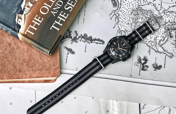 Todd Snyder x Timex Unleash Naval-Inspired Timepiece