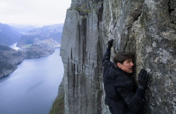 The First 'Mission: Impossible–Fallout' Trailer Is Jaw-Droppingly Good