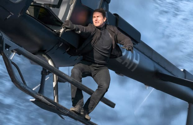 Go Behind the Scenes of Tom Cruise's Insane 'Mission:Impossible– Fallout' Helicopter Stunt