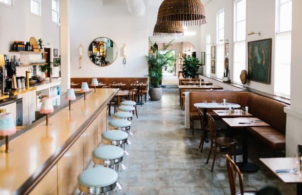 Step Inside This Beautifully Designed Charleston Restaurant
