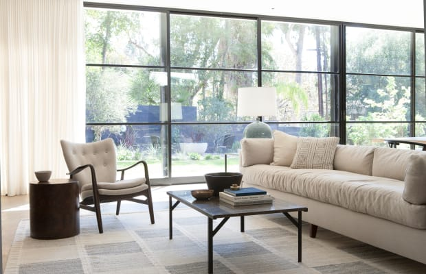 Easygoing Vibes Fill This Stunning Los Angeles Home