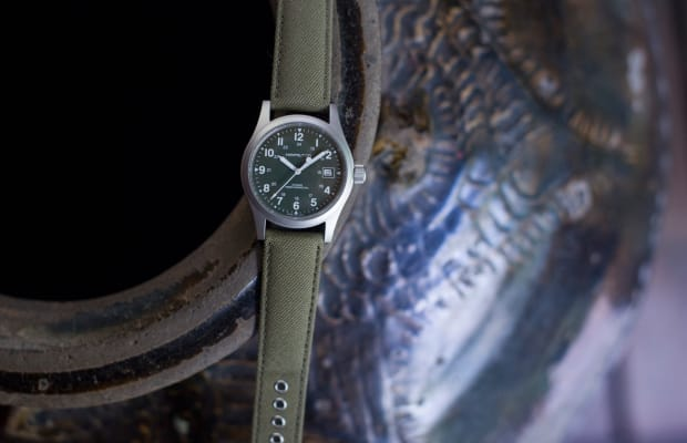 Score 20% Off These Exceedingly Cool Hamilton Watches