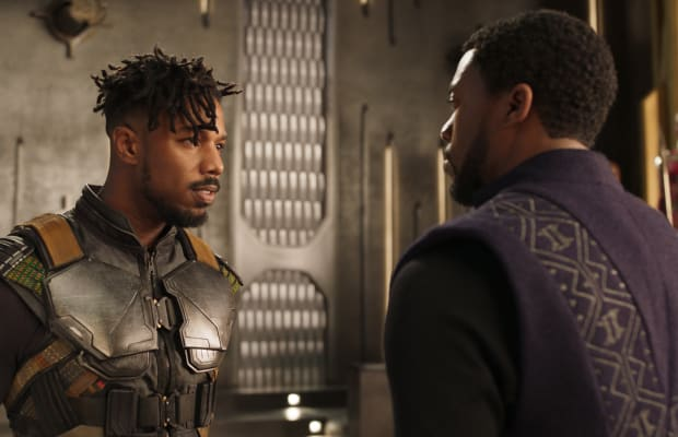 'Black Panther' Cast Answers the Web's Most Searched Questions