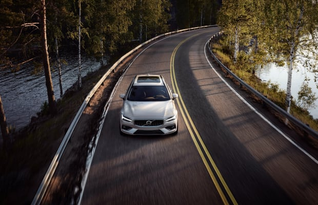 The New Volvo V60 Wagon Is a Swedish Stunner