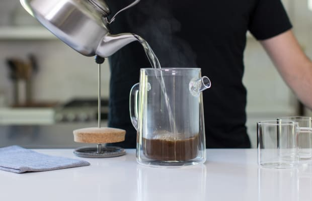 This Coffee Maker Allows You to Brew Three Ways: Pour-Over, French Press & Cold Brew