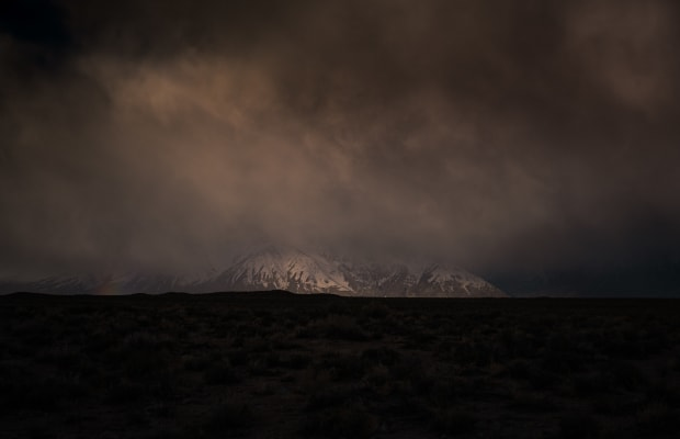 15 Moody Portraits of the American West
