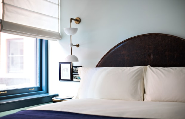 The Nomad Hotel Opens Stunning New Location in Historic Bank