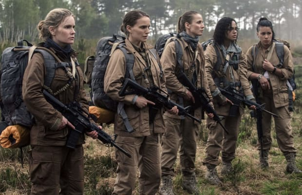 The Real Reason You Need To See Alex Garland's 'Annihilation'