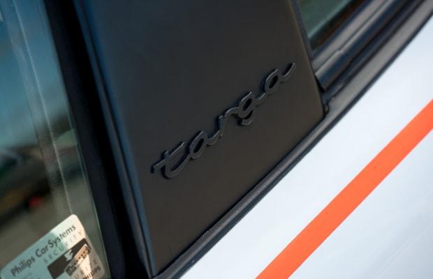 Car Porn: 1988 Porsche 911 Targa Dutch Police Car