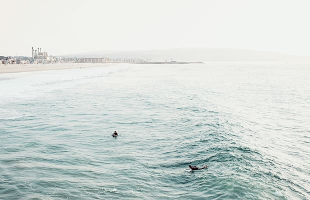 10 Minimalistic Moments in Manhattan Beach