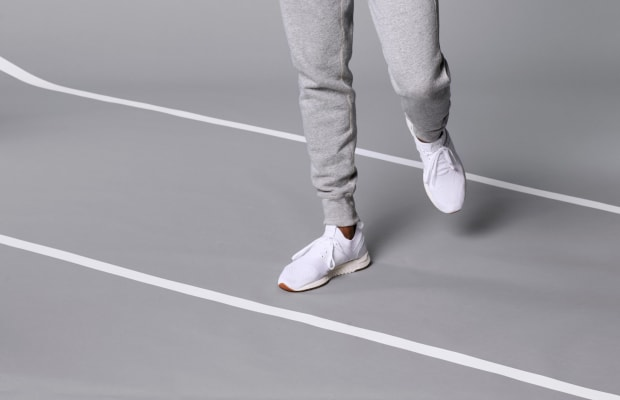 The All-White New Balance 247 Is Sleek, Simplified & Stylish