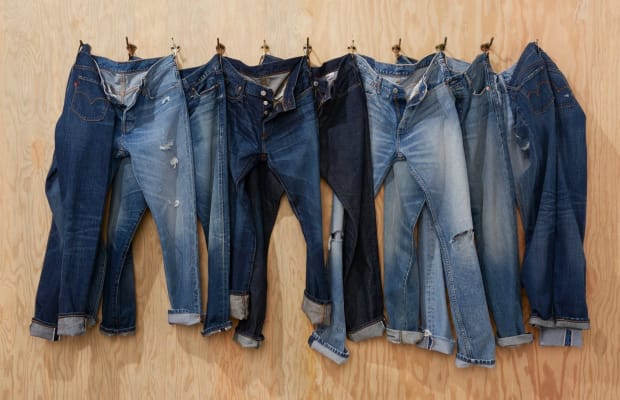 How Levi's Is Using Laser Technology to Finish Jeans