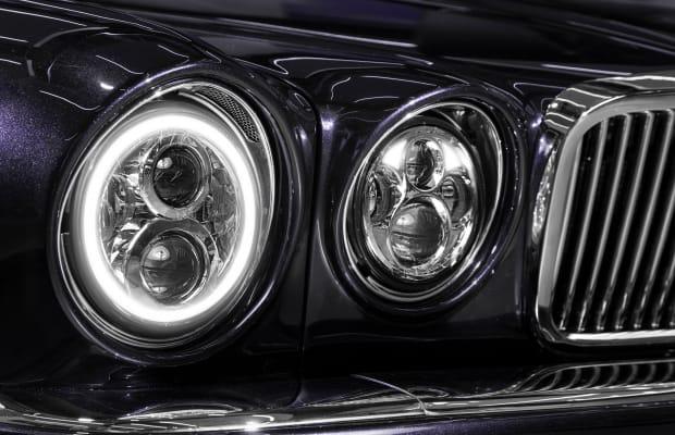 Car Porn: A Custom 1984 Jaguar XJ6 Series 3