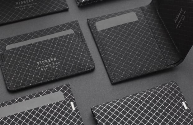 Score 25% Off a Pioneer Wallet or Card Case
