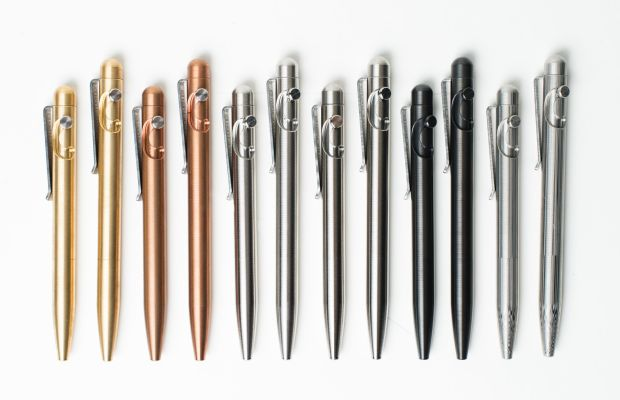 This Endlessly-Satisfying Writing Tool Is Crack for Compulsive Pen Clickers