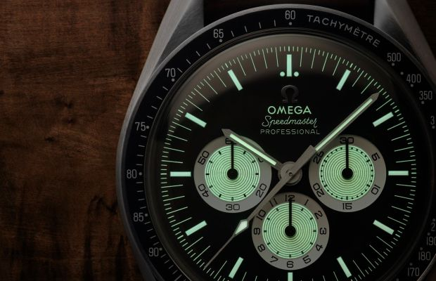 Say Hello to the Limited Edition #SpeedyTuesday Timepiece by Omega