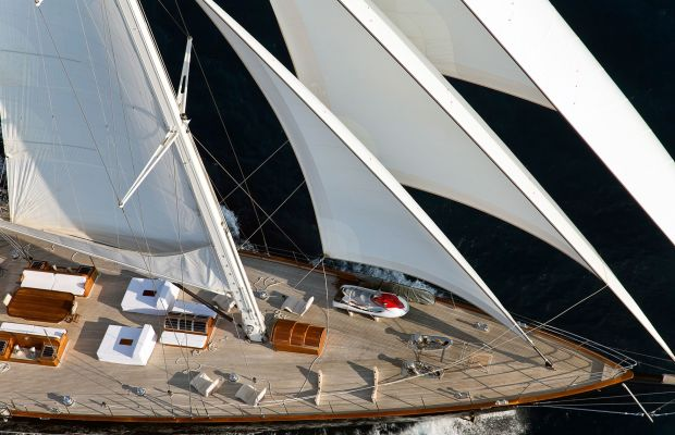 The James Bond Yacht From 'Skyfall' Is For Sale