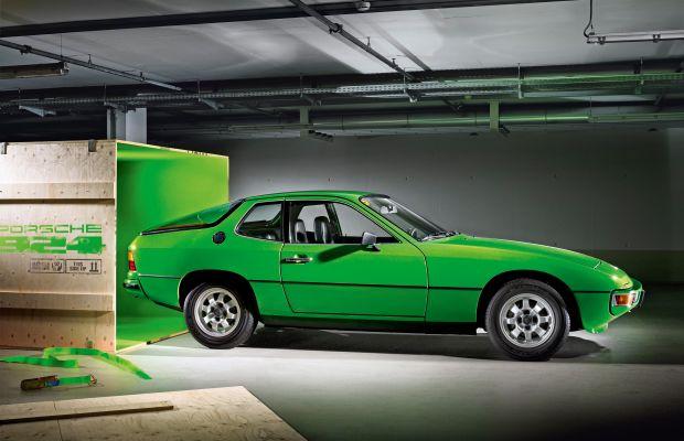 5 Rarest Factory Models Inside Porsche's Secret Warehouse