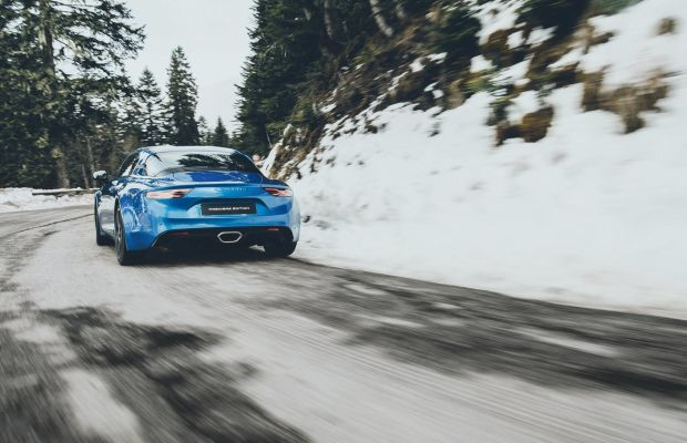 The Reborn Alpine A110 Looks Absolutely Stunning
