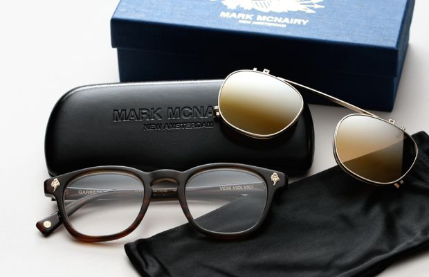 The Flip-Up, Military-Inspired, Mark McNairy-Designed Sunglasses Any Guy Can Pull Off