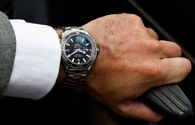 The Definitive Guide to Every James Bond Omega Seamaster