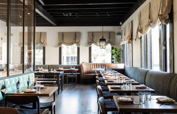 Inside LA's Most Gorgeous Italian Restaurant