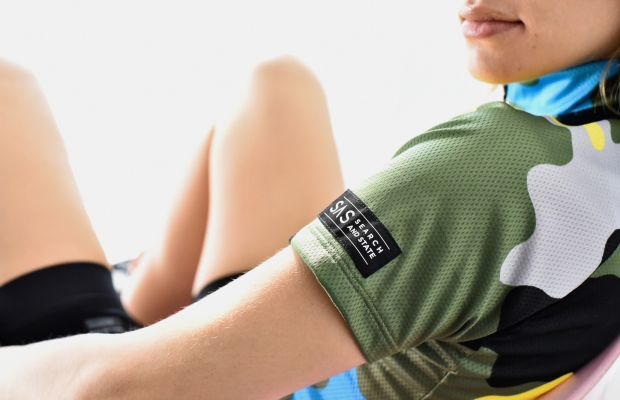 Search and State's Design-Conscious Riding Jerseys Will Get You Pedaling