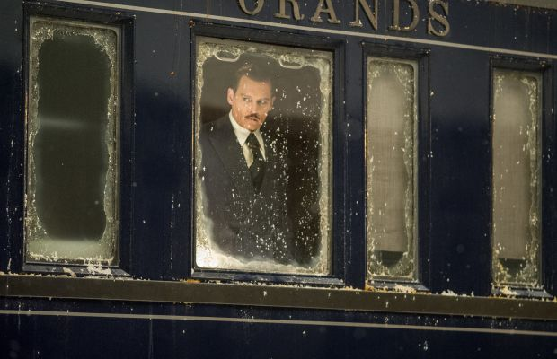 The First 'Murder on the Orient Express' Trailer Is As Good As It Gets