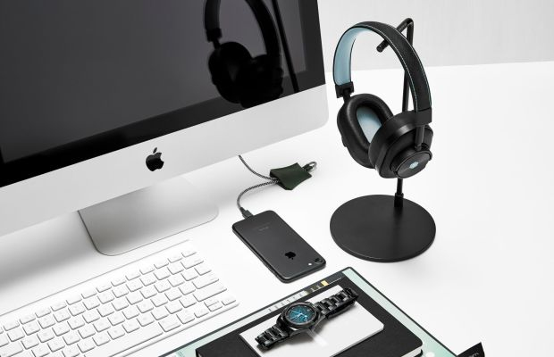 Master & Dynamic Teams With Bamford Watch Department for Incredibly Cool Headphones