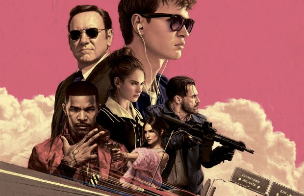The 'Baby Driver' OpeningCar Chase, Mapped