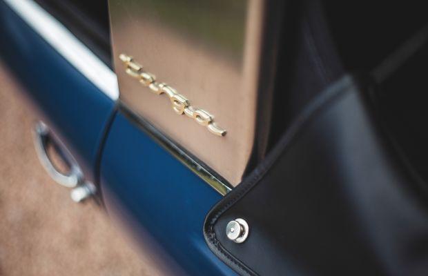 Car Porn: 1967 Porsche 911 'Soft-Window' Targa