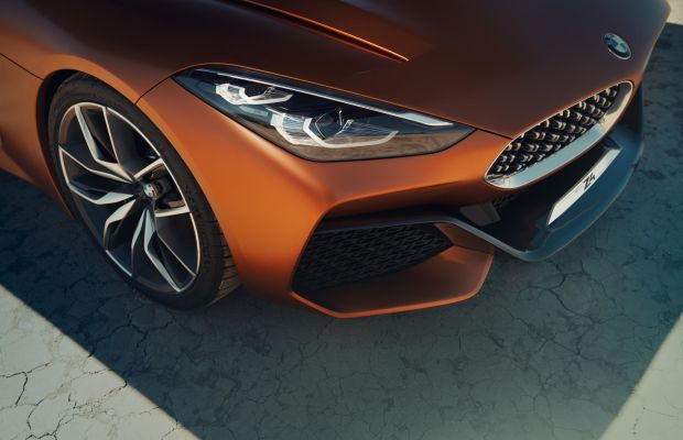 Your First Look at the Next-Generation BMW Z4