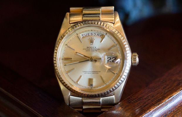 The Fascinating Story Behind Jack Nicklaus' Iconic Rolex