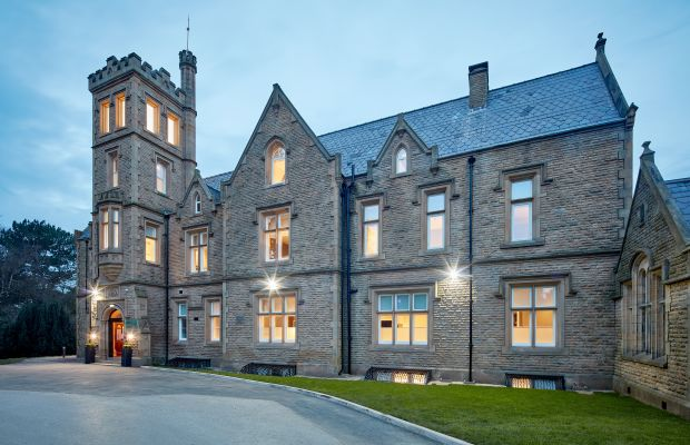 Inside a 19th-Century Victorian Mansion Turned Boutique Hotel
