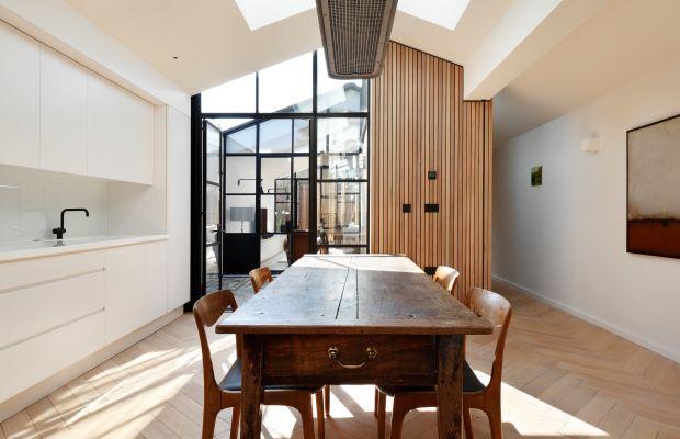 Minimal Elegance Fills This Must-See London Home