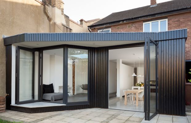 This Home Extension Takes Minimalism to the Next Level
