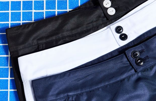 Boost Your Poolside Style With Goodlife's Essential Swim Trunk