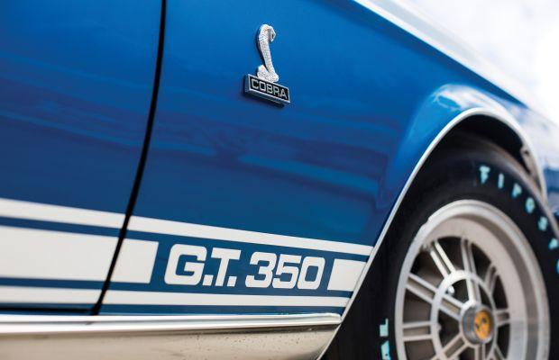 Car Porn: 1968 Shelby GT350 Convertible