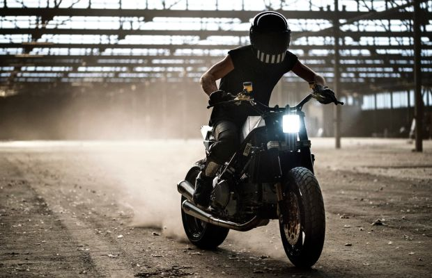 The 'Warthog' Custom Ducati Is a Design Masterpiece