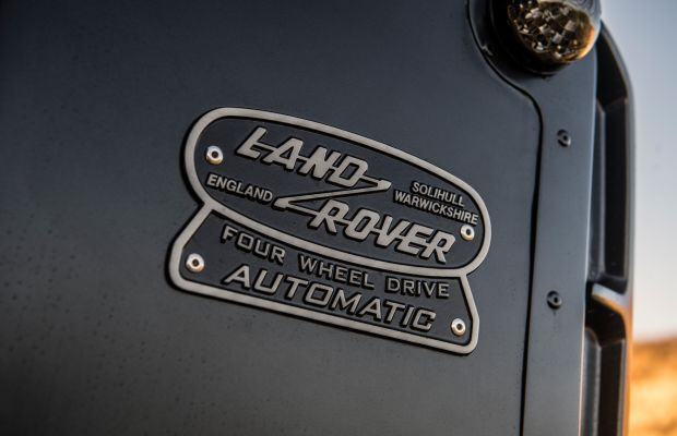This Custom Land Rover Defender Is Where Stealth and Style Collide