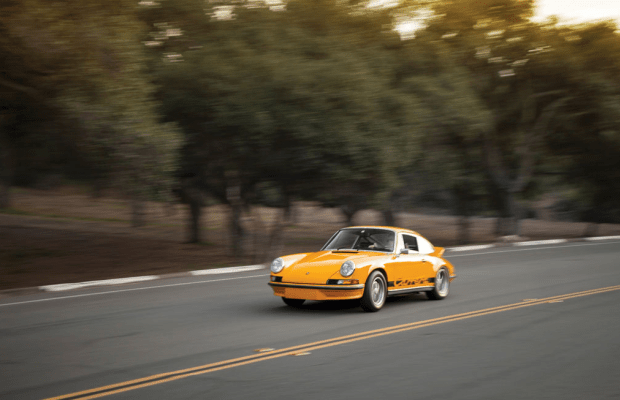 This 1973 Porsche 911 Carrera Is Absolutely Flawless