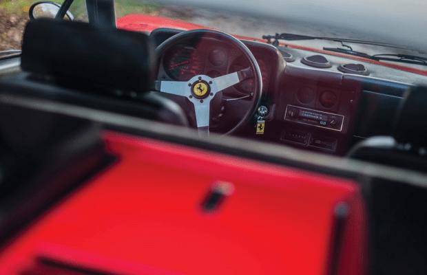 12 Sultry Photos Of A 1978 Ferrari 512 BB