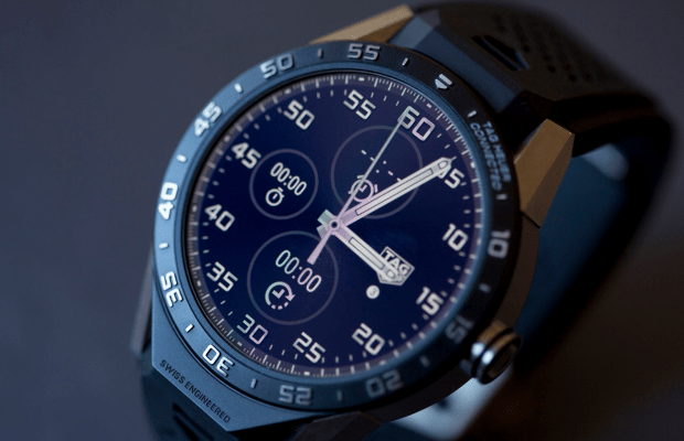 An In-Depth Look At The TAG Heuer Connected Smartwatch